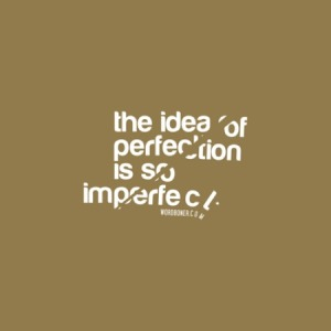 Perfection-is-imperfect