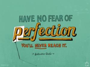 Perfectionism-Dali