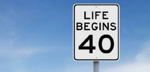 life begins40